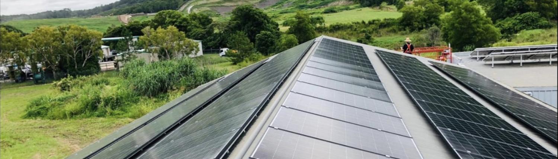 Solar panels Nambour