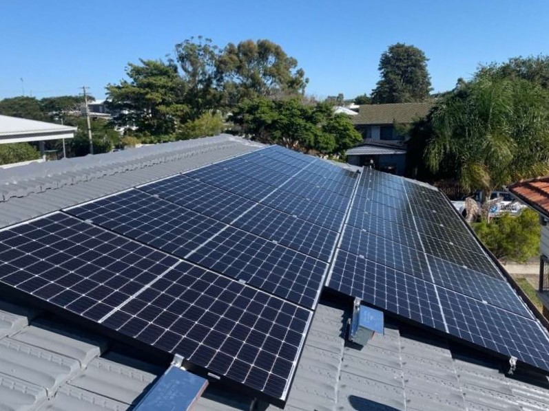 Zillmere Install